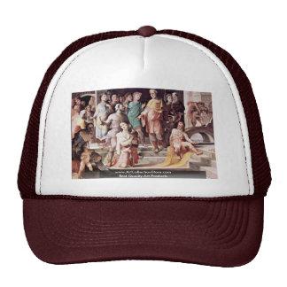 The Victim Of Seleucus Of Locri Mesh Hats