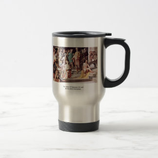 The Victim Of Seleucus Of Locri Coffee Mug