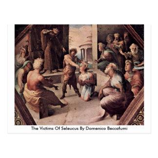 The Victims Of Seleucus By Domenico Beccafumi Postcards