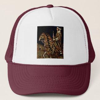 The Victorious General Guiddo Riccio Da Fogliano Trucker Hat