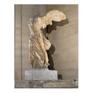 The Victory of Samothrace Postcard