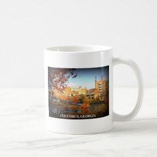 THE VIEW FROM PHENIX CITY, ALABAMA COFFEE MUG