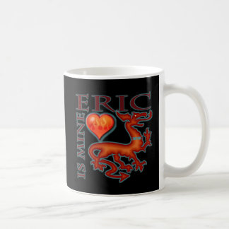 The Viking is Mine Coffee Mug
