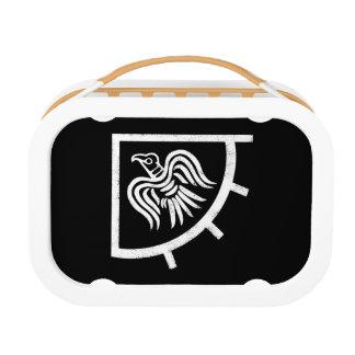 The Vikings Raven Banner Flag Lunch Box