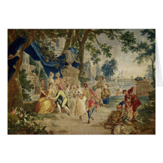 The village Fete after D.Teniers Card