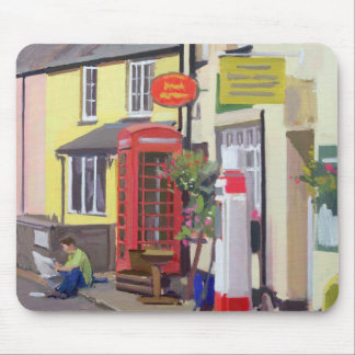 The Village Post Office Withypool Mouse Pad