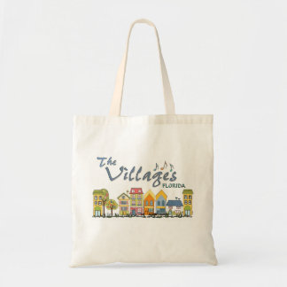 The villages florida community reusable bag