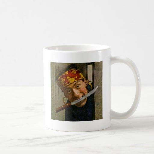 The Villian Vintage Stereoview Coffee Mug