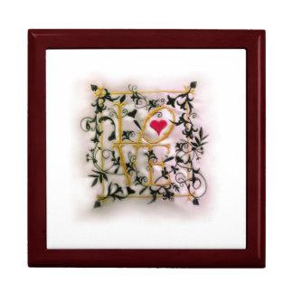 The Vines of Love Tile Gift Box