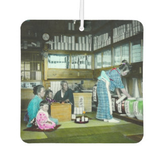 The Vintage Japanese Tea Merchant Old Japan