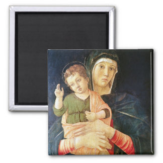 The Virgin and Child Blessing, 1460-70 Magnet