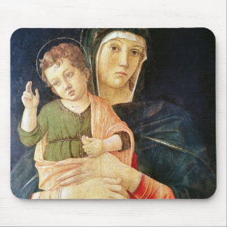 The Virgin and Child Blessing, 1460-70 Mouse Pad