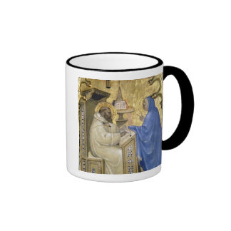 The Virgin appearing to St. Bernard, detail from a Coffee Mugs