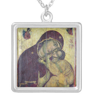 The Virgin Eleousa, from Nessebar Necklaces