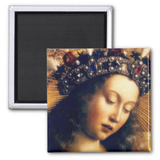 The Virgin Mary Magnet