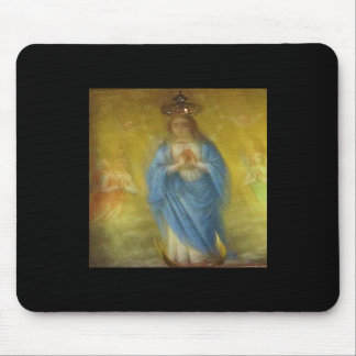 The Virgin Mary -   Medieval Period Mouse Pads