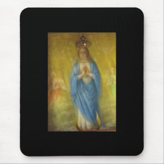 The Virgin Mary -   Medieval Period Mouse Pad