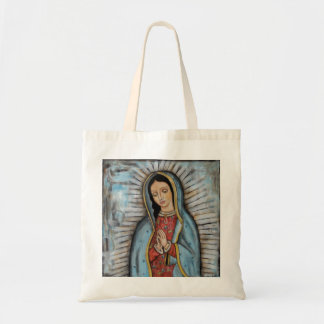 The Virgin of Guadalupe Tote Bag