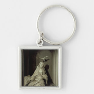 The Virgin of the Annunciation Key Chains