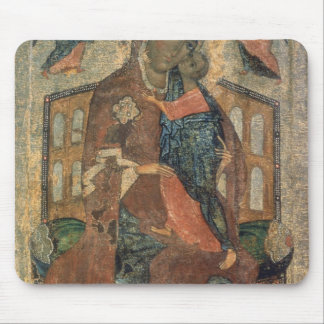 The Virgin of the Tolg, Yaroslavl School Mouse Pad