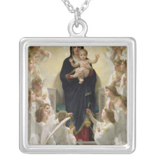 The Virgin with Angels, 1900 Necklaces
