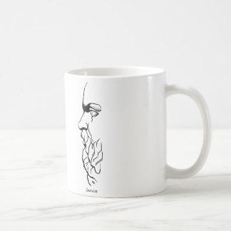 The Visage of Socrates Coffee Mug