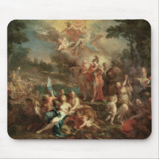 The Vision of Aeneas in the Elysian Fields Mouse Pad