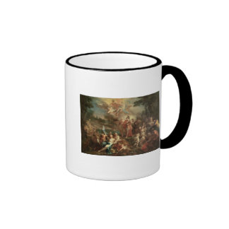 The Vision of Aeneas in the Elysian Fields Coffee Mug