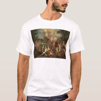 The Vision of Aeneas in the Elysian Fields T-Shirt