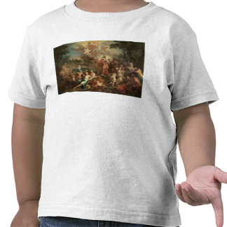 The Vision of Aeneas in the Elysian Fields Tees