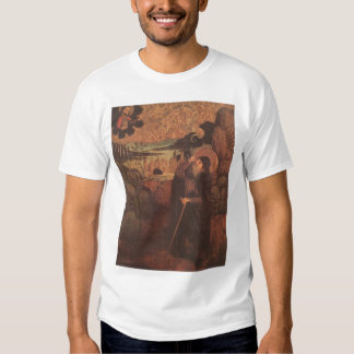 The Vision of St. Antony the Hermit Tshirts