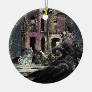 The Visit of the Crow King ornament