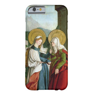 The Visitation (oil on panel) Barely There iPhone 6 Case