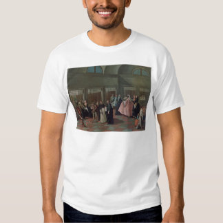 The Visiting Parlour in the Convent Tee Shirts