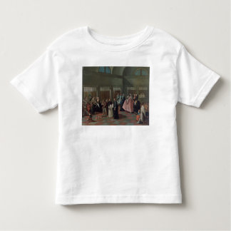 The Visiting Parlour in the Convent Toddler T-Shirt