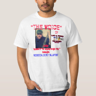 THE VOICE OF TALKFEST T-Shirt