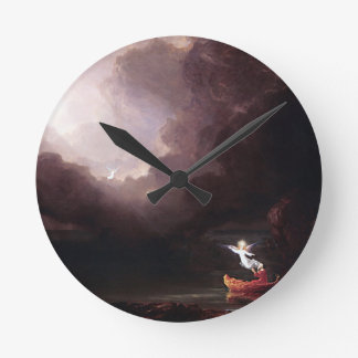 The Voyage of Life: Old Age by Thomas Cole Wall Clocks
