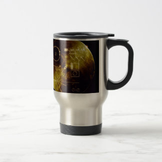 The Voyager Golden Record Coffee Mugs