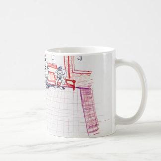 The Waiting room Coffee Mug