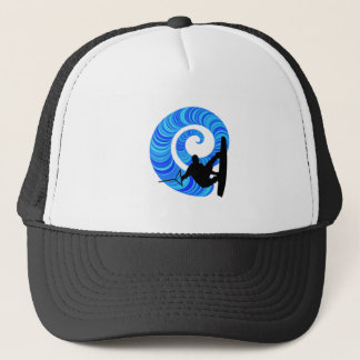THE WAKEBOARD KEEPER TRUCKER HAT