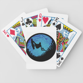 THE WAKEBOARDING ONE BICYCLE PLAYING CARDS