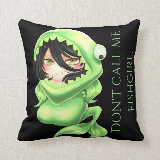 The Waking: Lycarillyn Fishgirl Pillow