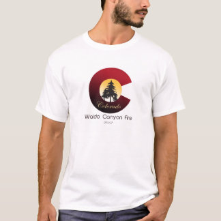 The Waldo Canyon Fire T-Shirt