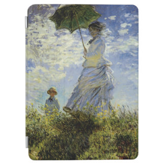 The Walk, Lady with a Parasol iPad Air Cover