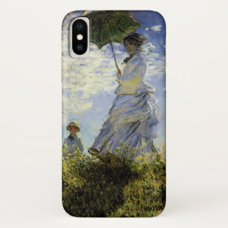 The Walk, Lady with a Parasol iPhone X Case