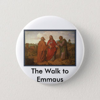 The Walk to Emmaus Pin Button