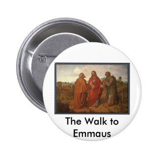 The Walk to Emmaus Pin Button