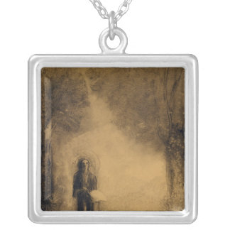 The Walker Silver Plated Necklace