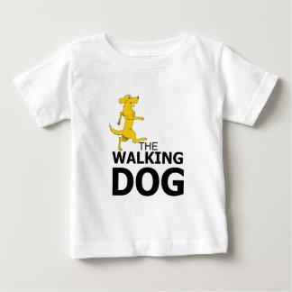 The walking dog baby T-Shirt