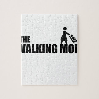 The Walking Mom Jigsaw Puzzle